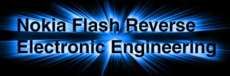 Nokia Flash Reverse Electronic Engineering