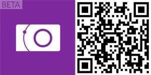 QR: Nokia Camera Beta