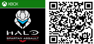 QR: Halo Spartan Assault