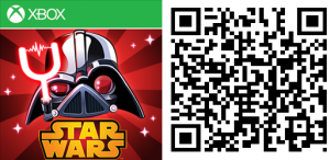 QR: Angry Birds Star Wars II