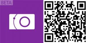 QR: Nokia Camera Beta